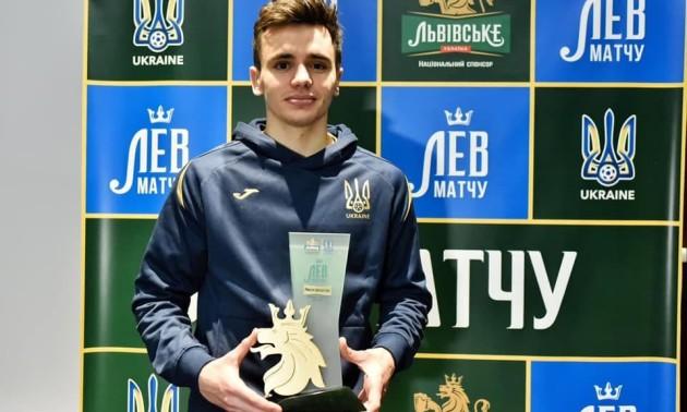 Вболівальники визначили найкращого гравця збірної України у матчі з Францією
