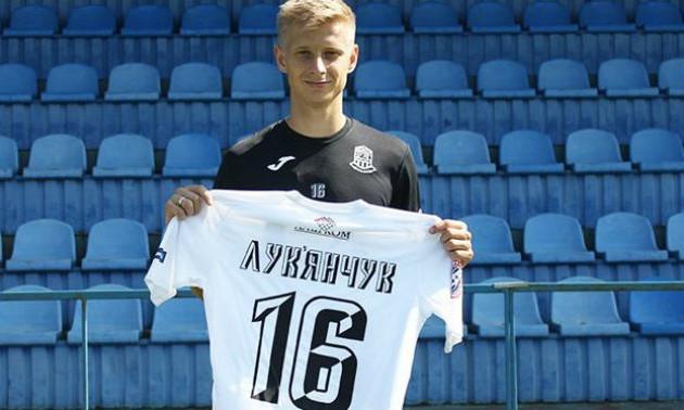 Олімпік підписав колишнього захисника Динамо