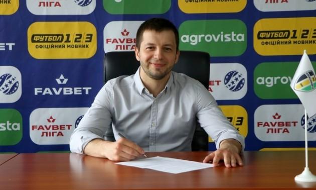 Олександрія призначила нового спортивного директора