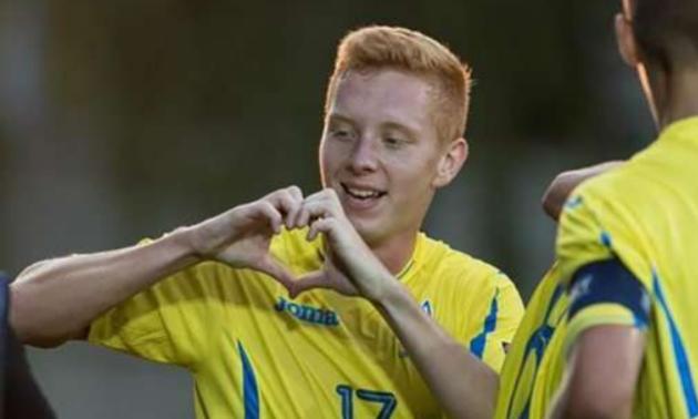 Конопля вивів Україну вперед у матчі з Фінляндією