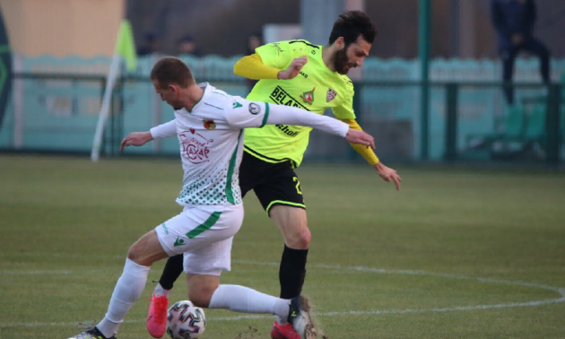 Шахтар Вернидуба здобув перемогу у 2 турі чемпіонату Білорусі