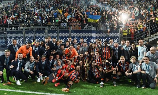 Шахтар наздогнав Динамо за кількістю трофеїв в історії незалежної України
