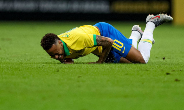 Неймар отримав травму у матчі з Катаром
