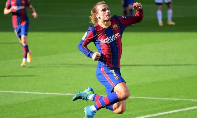Барселона розгромила Осасуну в 11 турі Ла-Ліги