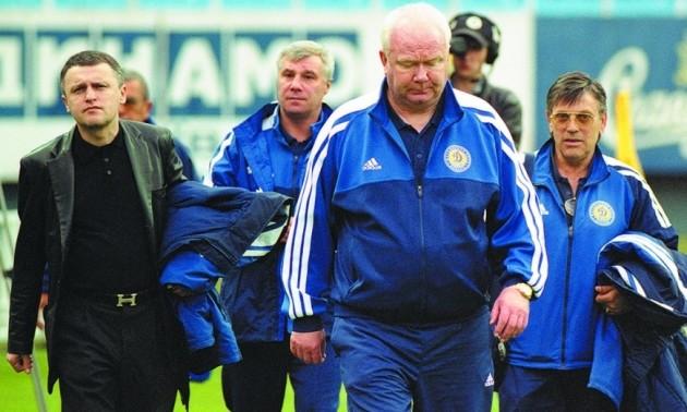 Лобановський потрапив до ТОП-10 тренерів світового футболу