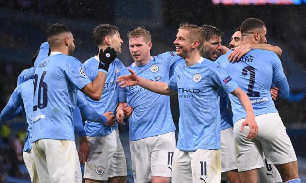 Шалені емоції у роздягальні. Гравці Манчестер Сіті відсвяткували вихід у фінал Ліги чемпіонів