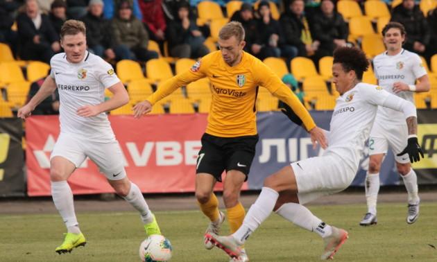 Олександрія - Ворскла 3:0. Огляд матчу