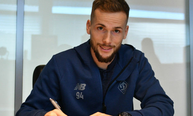 Динамо продовжило контракт з ключовим гравцем