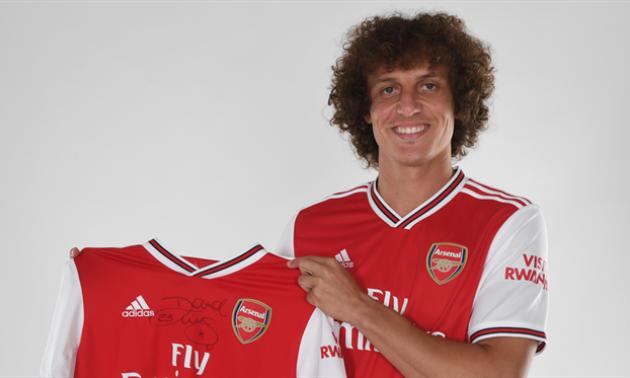 Арсенал підписав Луїса