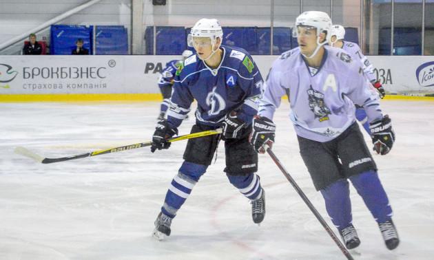 Крижані Вовки обіграли Динамо і перервали 24-матчеву серію поразок