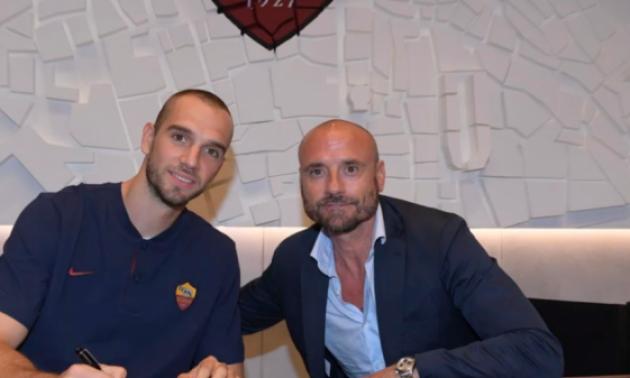 Рома оголосила про підписання Лопеса