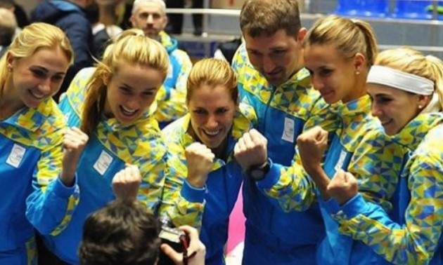 Україна втратила можливість на вихід у плей-оф Другої Світової групи
