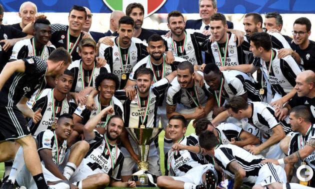 Ювентус переграв Фіорентину та став чемпіоном Італії