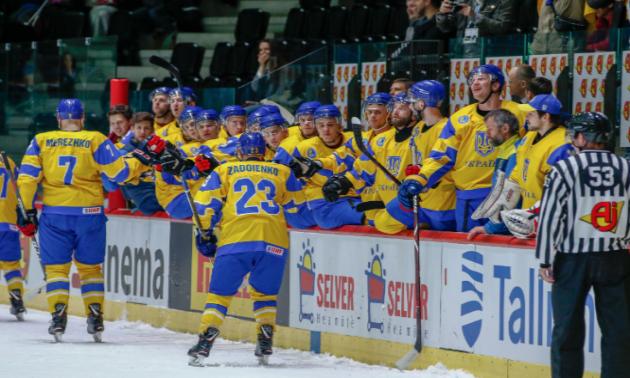 Збірна України здобула першу перемогу на чемпіонаті світу