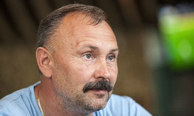 Збірна Білорусі залишилася без головного тренера