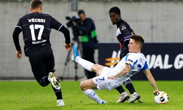 Динамо Київ - Лугано 1:1. Як це було