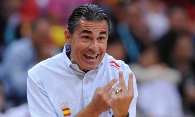 Баскетбольна збірна Іспанії оголосила заявку на матч з Україною
