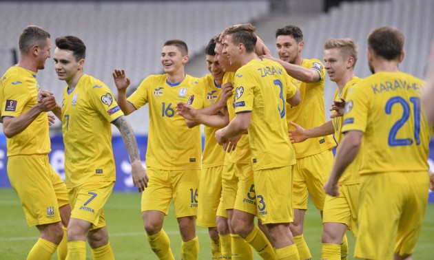 Україна - Казахстан: онлайн-трансляція матчу ЧС-2022. LIVE