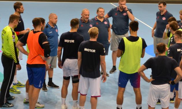 Степанець: Перемоги в SEHA-лізі допоможуть нам в Лізі чемпіонів