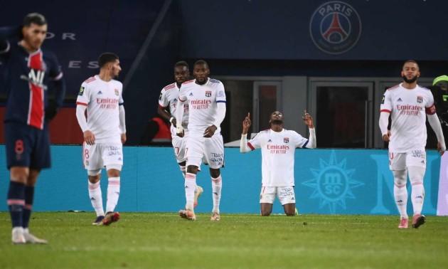 Ліон сенсаційно переміг ПСЖ у 14 турі Ліги 1