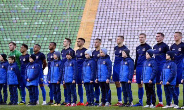 Львів програв Графичару у контрольному матчі