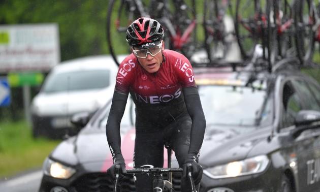 Фрум пропустить Tour de France-2019