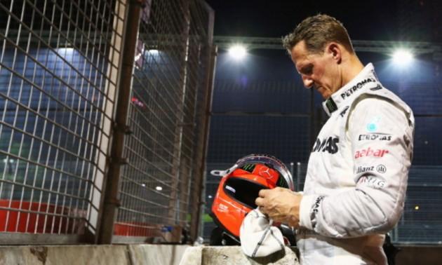 Рідні Шумахера оприлюднили його останнє інтерв'ю перед травмою. ВІДЕО