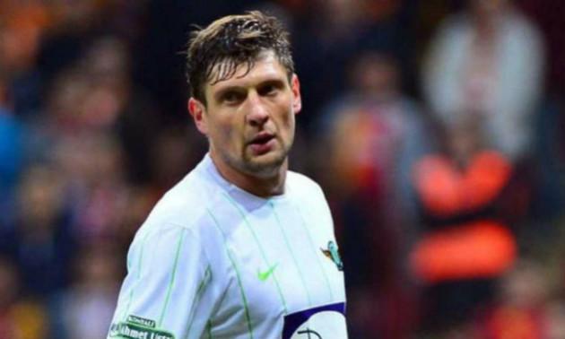 Селезньов забив гол за Бурсаспор у третьому матчі поспіль