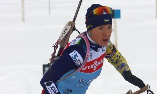 Як Джима здобувала першу медаль в сезоні. Відеоогляд гонки