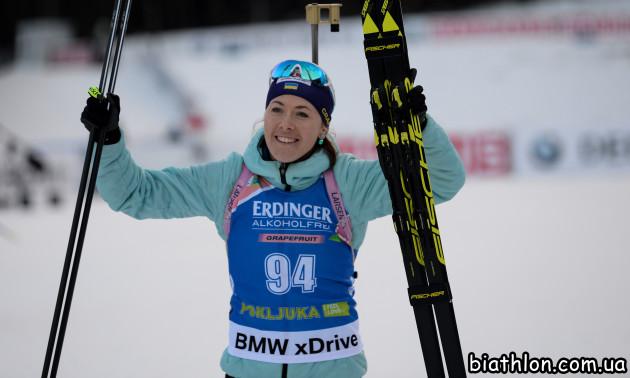 Чотири українки вийдуть на спринт Чемпіонату світу
