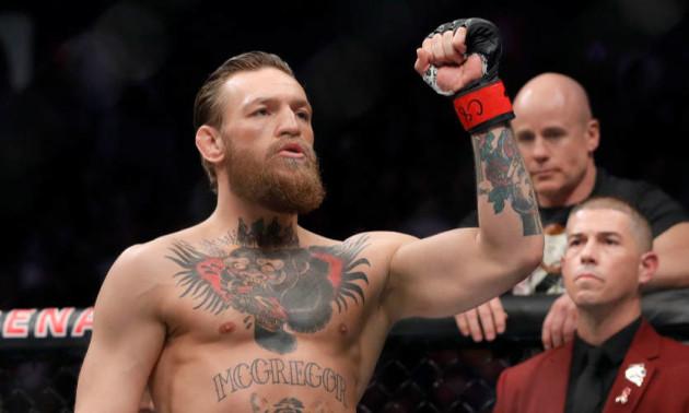 Форман порадив Мак-Грегору залишити UFC