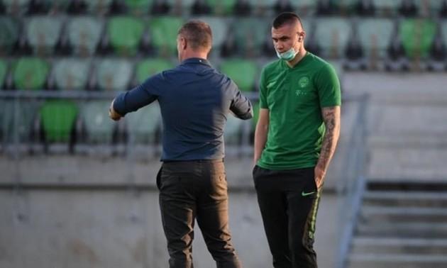 Зубков – найкращий гравець матчу Ференцварош – Динамо