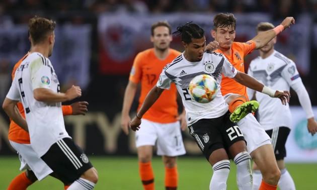 Збірна Нідерландів на виїзді перемогла Німеччину