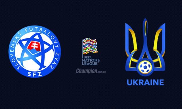 Україна зазнала ганебної поразки від Словаччини. ВІДЕО