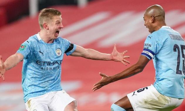 Манчестер Сіті готує покращений контракт для Зінченка