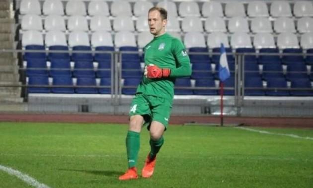 Ляп дня: білоруський голкіпер пропустив безглуздий гол