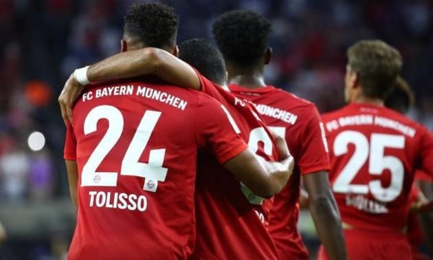 Баварія перемогла Реал у Міжнародному кубку чемпіонів