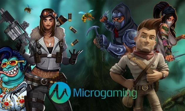 История компании Microgaming и лучшие слоты