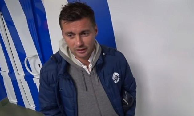Мілевський хоче стати тренером київського Динамо