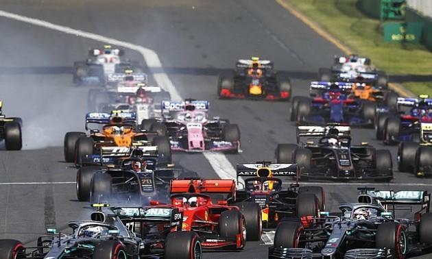 Формула 1 продовжила контракт із Мельбурном