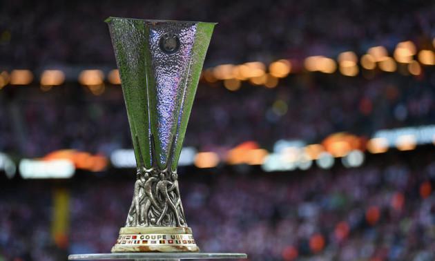 Жеребкування Ліги Європи: онлайн-трансляція