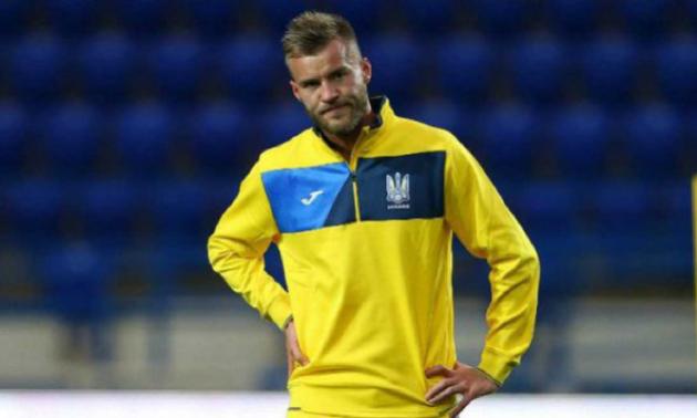 Ярмоленко вказав причину заміни у матчі із Литвою