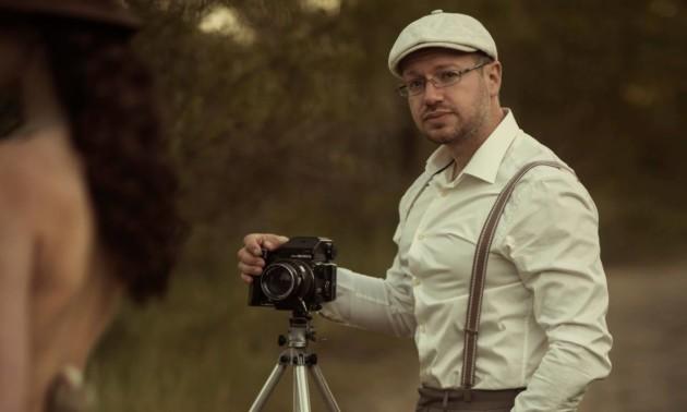 Роздягальня. Відверті знімки українського фотографа, якими захоплюється весь світ