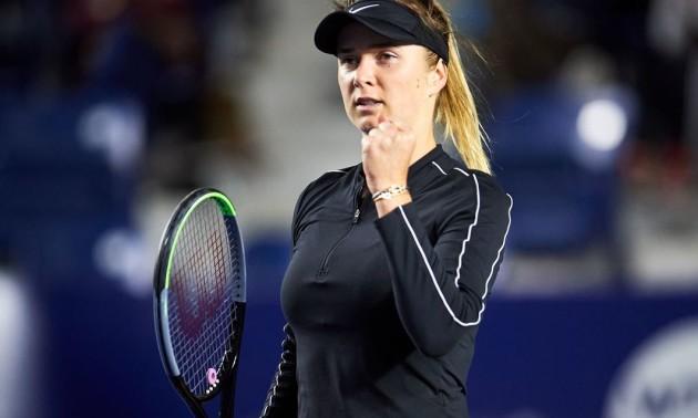 Світоліна зіграє на трьох турнірах після Australian Open