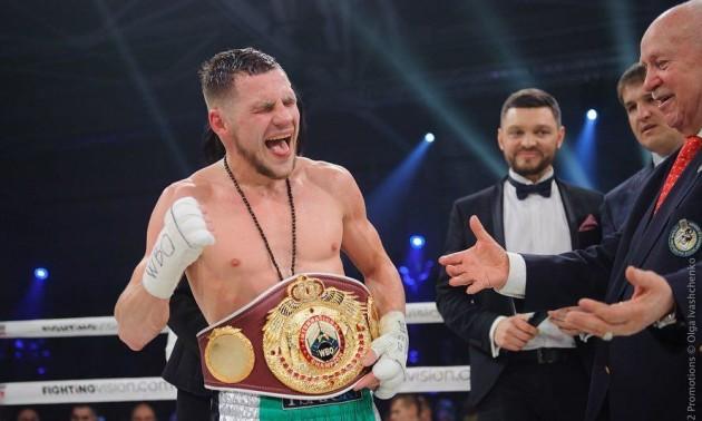 Берінчик переміг Аракаву та захистив титул WBO International
