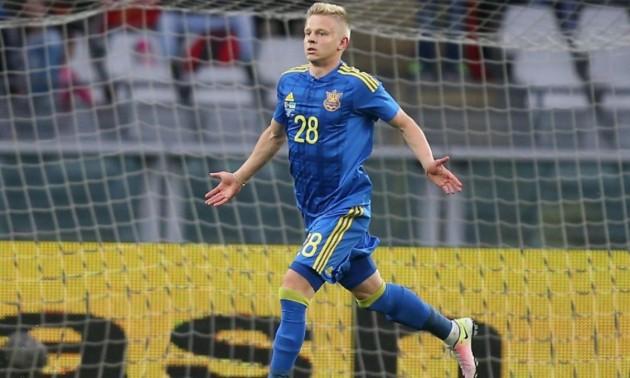 Зінченко розкрив тактичні секрети перед грою з Чехією