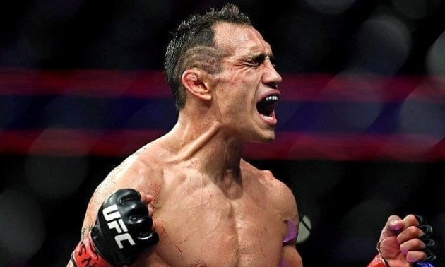 Фергюсон вимагає у UFC поєдинку із Нурмагомедовим