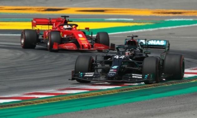 Домінація Мерседес та боротьба за третє місце: огляд кваліфікації Гран-прі Іспанії