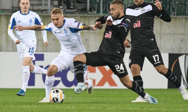 УЄФА синхронізує матчі Динамо – Лугано і Копенгаген – Мальме