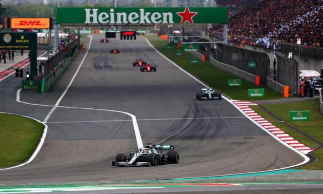 Гамільтон став чемпіоном Гран-прі Китаю